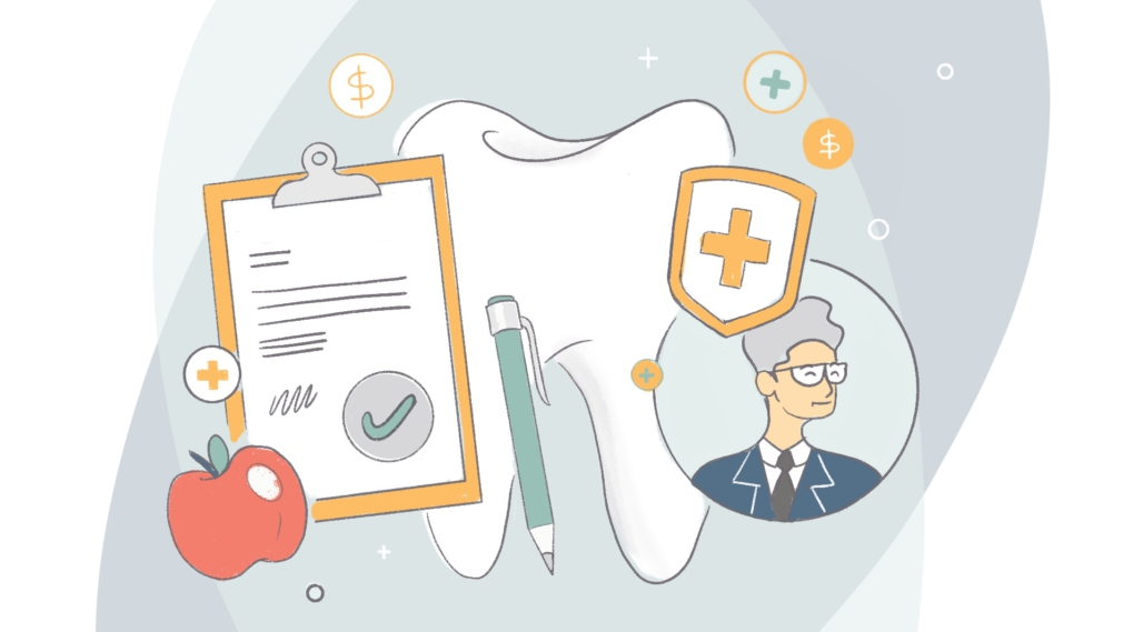 how does dental insurance work