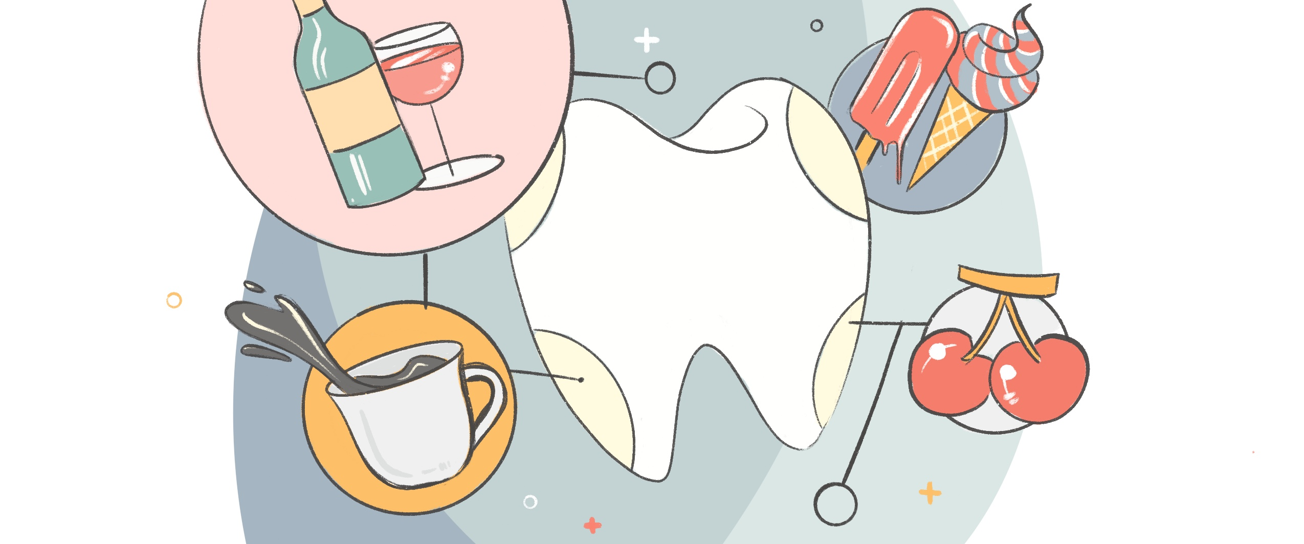 Stained teeth: get a whiter smile