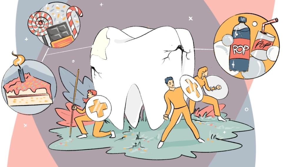 cavity treatment