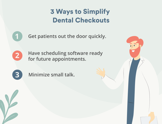 simplify dental checkout
