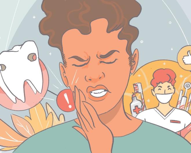 Dental caries causes