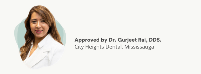 Approved by Dr. Rai, DDS