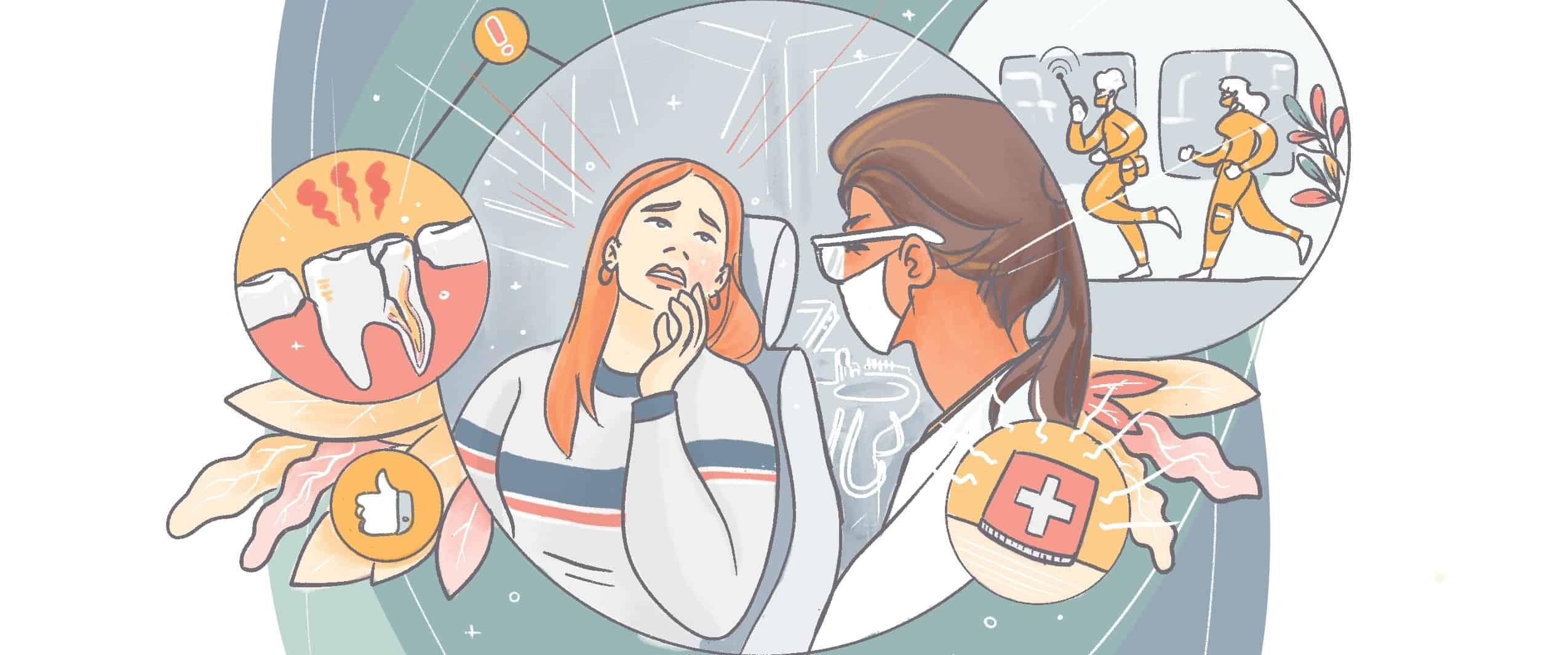 Finding a dentist in San Francisco, CA. FAQ.
