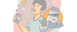 Fluoride treatment